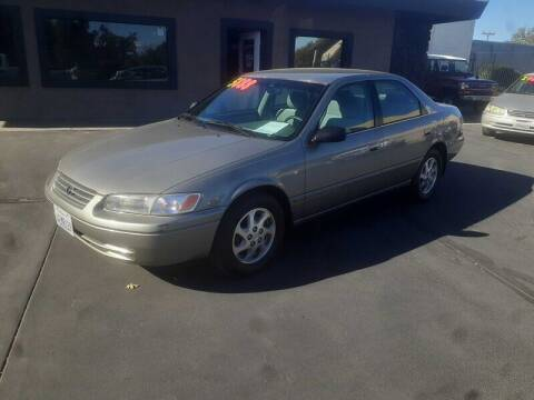 1999 Toyota Camry for sale at Nor Cal Auto Center in Anderson CA
