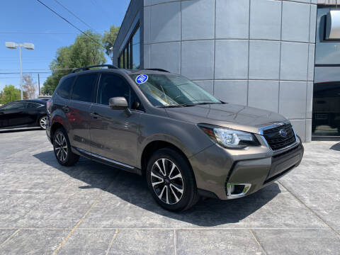 2018 Subaru Forester for sale at Berge Auto in Orem UT