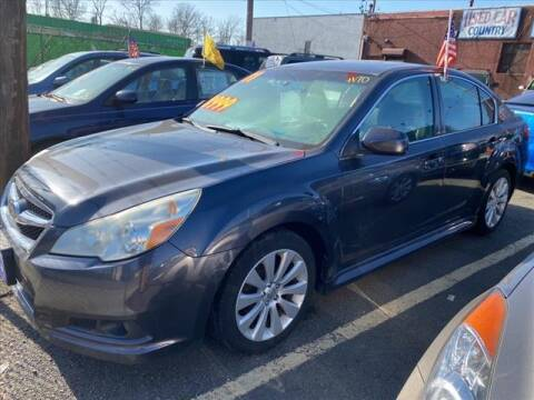 2011 Subaru Legacy for sale at MICHAEL ANTHONY AUTO SALES in Plainfield NJ