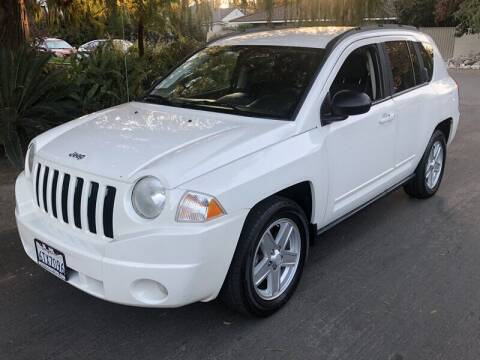 2010 Jeep Compass for sale at Boktor Motors in North Hollywood CA