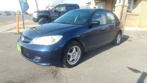 2005 Honda Civic for sale at Everett Automotive Group in Pleasant Grove UT