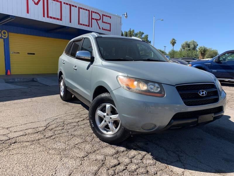 2007 Hyundai Santa Fe for sale at Boktor Motors in Las Vegas NV