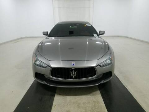 2017 Maserati Ghibli for sale at CU Carfinders in Norcross GA