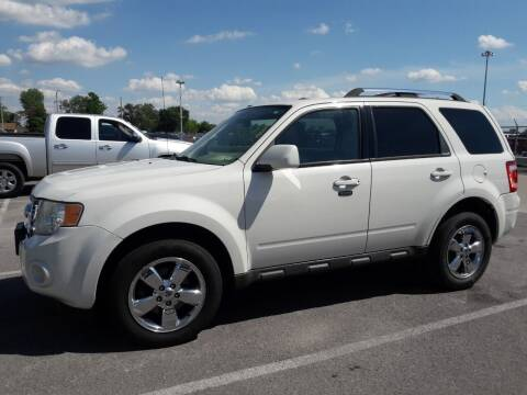 2010 Ford Escape for sale at Ace Motors in Saint Charles MO