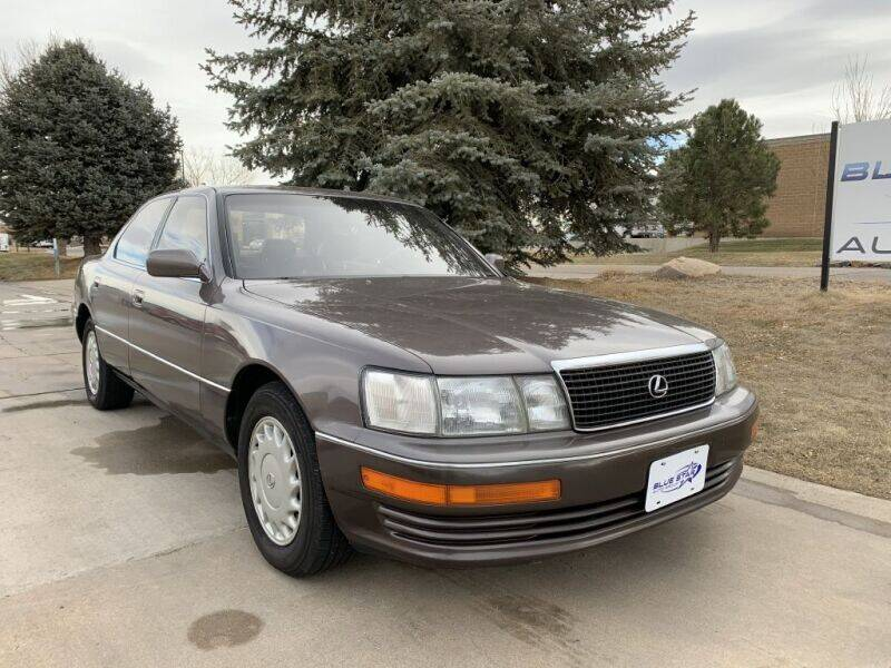 1992 Lexus LS 400 for sale at Tobias of Blue Star Auto Group in Frederick CO