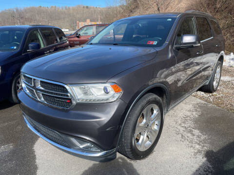 2015 Dodge Durango for sale at Turner's Inc in Weston WV