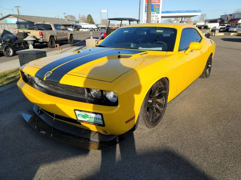 2010 Dodge Challenger for sale at Artistic Auto Group, LLC in Kennewick WA