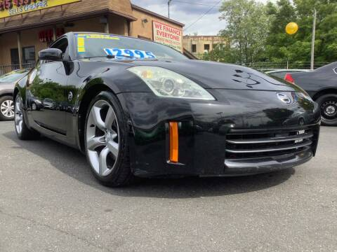 2008 Nissan 350Z for sale at Active Auto Sales Inc in Philadelphia PA