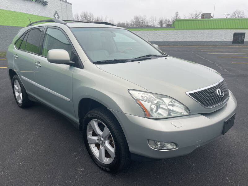 2007 Lexus RX 350 for sale at South Shore Auto Mall in Whitman MA