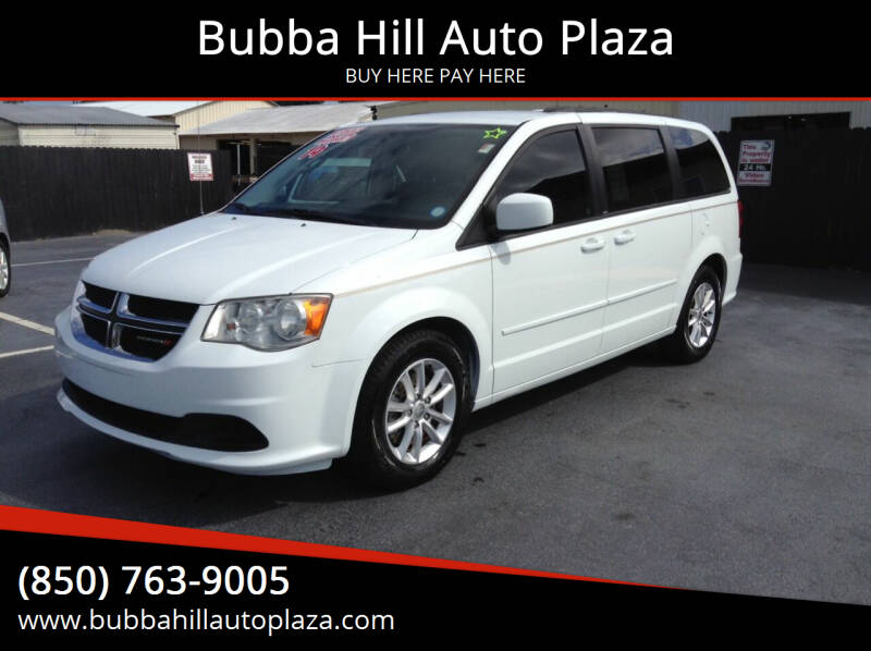 2014 Dodge Grand Caravan for sale at Bubba Hill Auto Plaza in Panama City FL