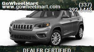 2019 Jeep Cherokee for sale at GOWHEELMART in Available In LA