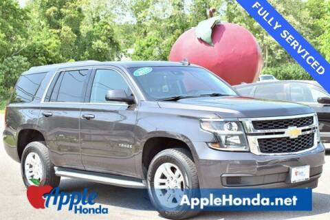 2015 Chevrolet Tahoe for sale at APPLE HONDA in Riverhead NY