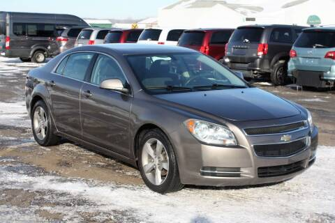 2011 Chevrolet Malibu for sale at LJ Motors in Jackson MI