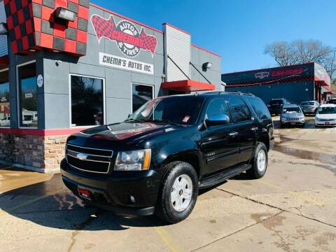 2010 Chevrolet Tahoe for sale at Chema's Autos & Tires in Tyler TX