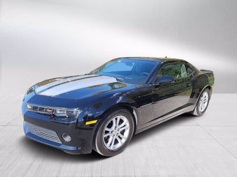2015 Chevrolet Camaro for sale at Fitzgerald Cadillac & Chevrolet in Frederick MD