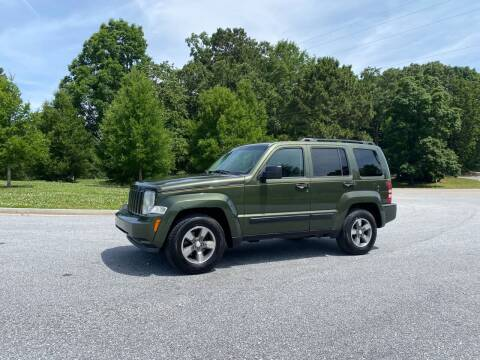 2008 Jeep Liberty for sale at GTO United Auto Sales LLC in Lawrenceville GA
