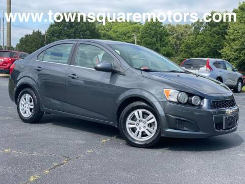 2013 Chevrolet Sonic for sale at Town Square Motors in Lawrenceville GA