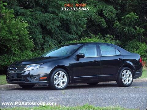 2010 Ford Fusion for sale at M2 Auto Group Llc. EAST BRUNSWICK in East Brunswick NJ