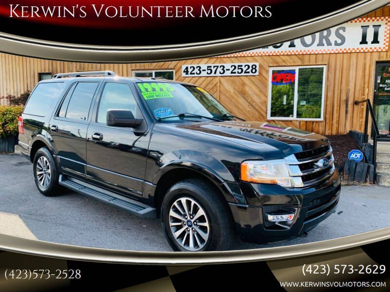 2015 Ford Expedition for sale at Kerwin's Volunteer Motors in Bristol TN