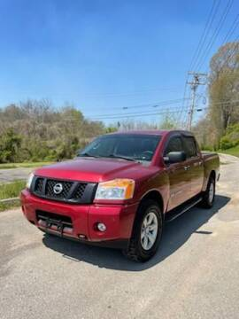 2013 Nissan Titan for sale at Dependable Motors in Lenoir City TN
