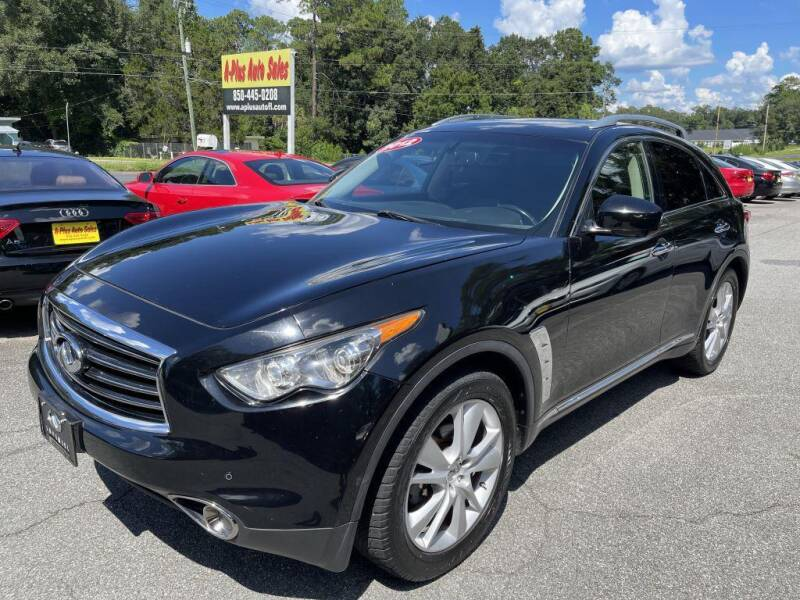 2012 Infiniti FX35 for sale in Tallahassee, FL