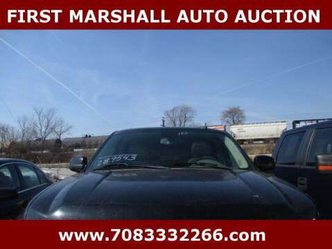 2010 Chevrolet Suburban for sale at First Marshall Auto Auction in Harvey IL