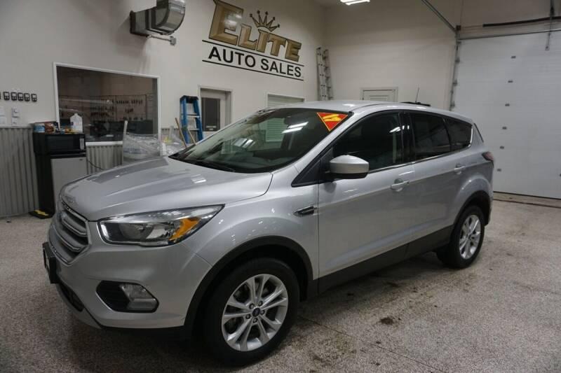 2017 Ford Escape for sale at Elite Auto Sales in Ammon ID