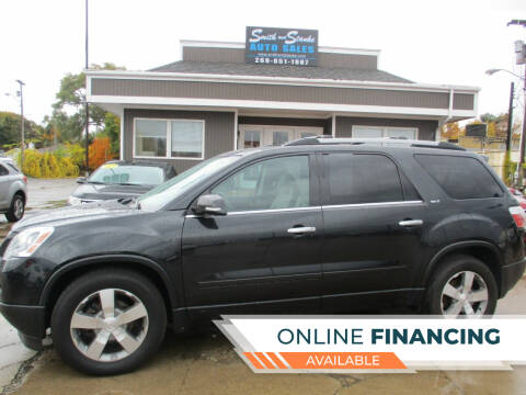 2011 GMC Acadia for sale at Smith and Stanke Auto Sales in Sturgis MI