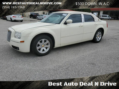 2006 Chrysler 300 for sale at Best Auto Deal N Drive in Hollywood FL