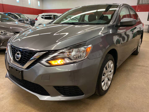 2017 Nissan Sentra for sale at Columbus Car Warehouse in Columbus OH