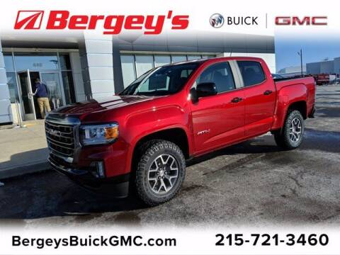 2021 GMC Canyon for sale at Bergey's Buick GMC in Souderton PA