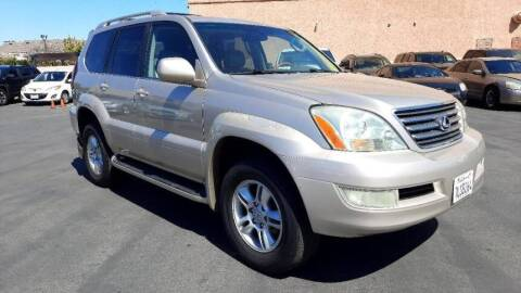 2007 Lexus GX 470 for sale at A Quality Auto Sales in Huntington Beach CA