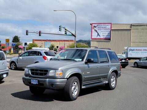 1999 Ford Explorer for sale at Aberdeen Auto Sales in Aberdeen WA
