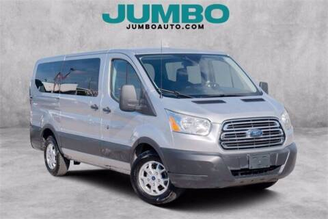 2015 Ford Transit Passenger for sale at Jumbo Auto & Truck Plaza in Hollywood FL