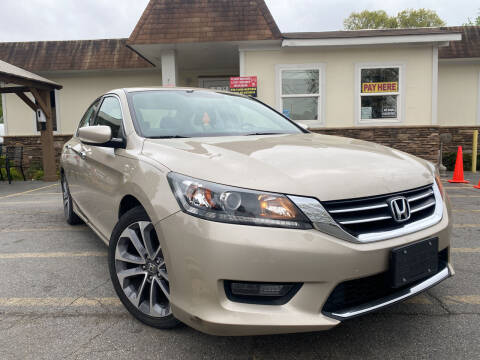 2014 Honda Accord for sale at Hola Auto Sales Doraville in Doraville GA
