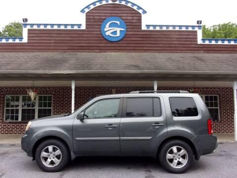 2009 Honda Pilot for sale at Gardner Motors in Elizabethtown PA