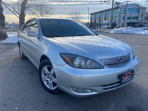 2003 Toyota Camry for sale at JerseyMotorsInc.com in Teterboro NJ