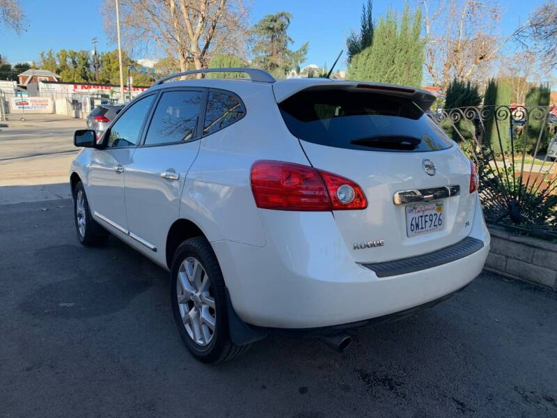 2012 Nissan Rogue for sale at Auto Land in Bloomington CA