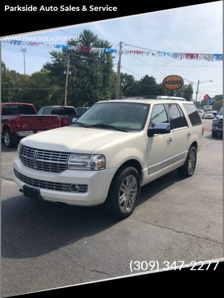 2007 Lincoln Navigator for sale at Parkside Auto Sales & Service in Pekin IL