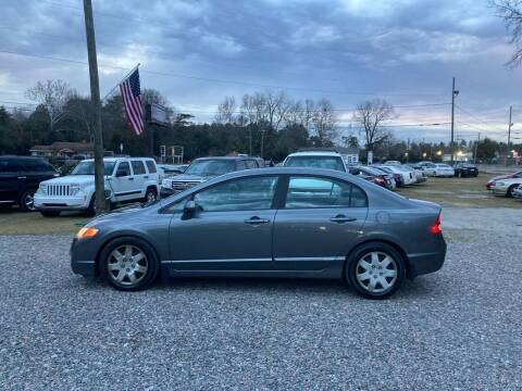 2011 Honda Civic for sale at Joye & Company INC, in Augusta GA
