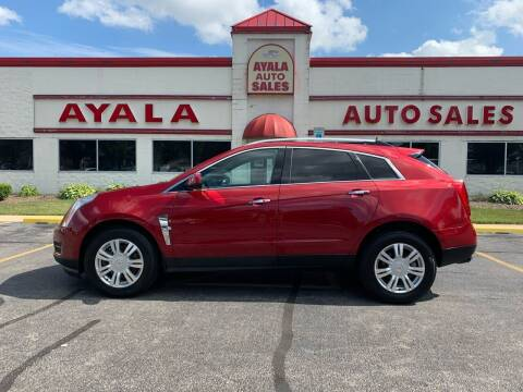 2012 Cadillac SRX for sale at Ayala Auto Sales in Aurora IL