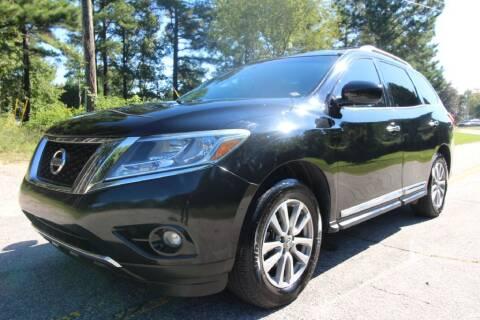 2013 Nissan Pathfinder for sale at Oak City Motors in Garner NC