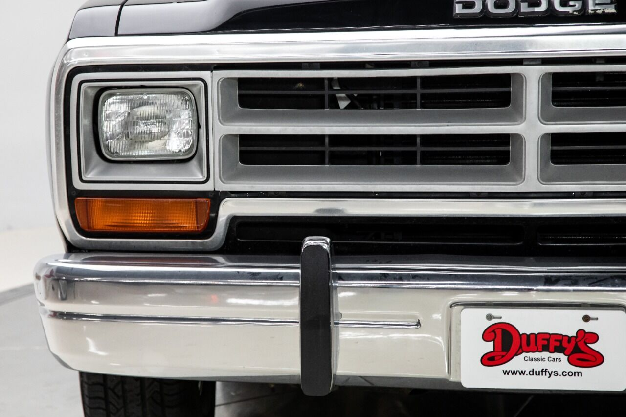 1989 Dodge Ramcharger 22