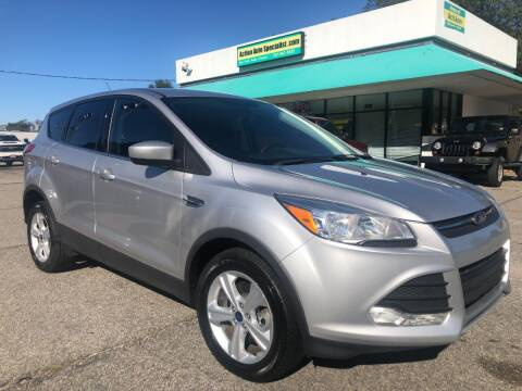 2015 Ford Escape for sale at Action Auto Specialist in Norfolk VA