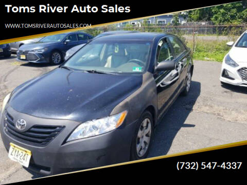 2007 Toyota Camry for sale at Toms River Auto Sales in Toms River NJ