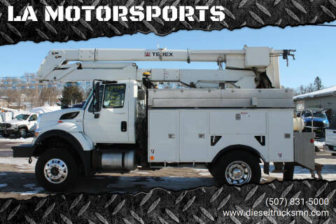 2009 International WorkStar 7400 for sale at LA MOTORSPORTS in Windom MN