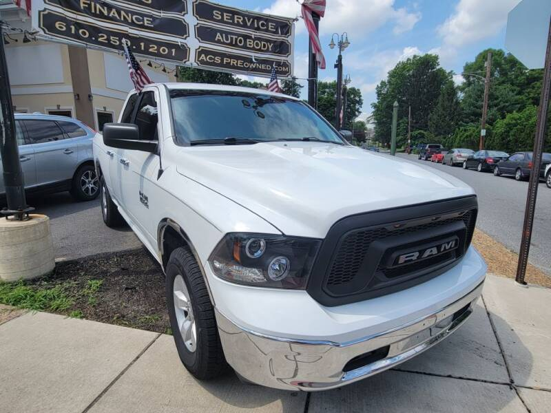 2017 RAM Ram Pickup 1500 for sale at ACS Preowned Auto in Lansdowne PA