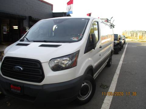 2017 Ford Transit Cargo for sale at Newark Auto Sports Co. in Newark NJ