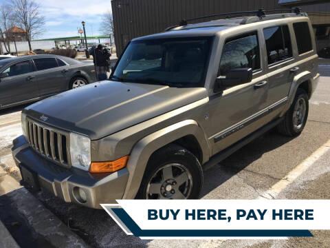 2006 Jeep Commander for sale at Marti Motors Inc in Madison IL