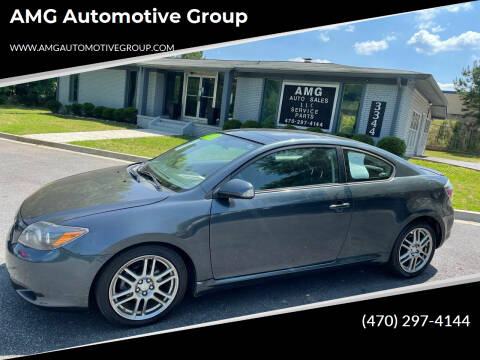 2010 Scion tC for sale at AMG Automotive Group in Cumming GA